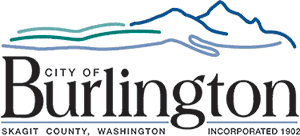 logo for burlington city serviced by Smith Brothers Carpet Cleaning